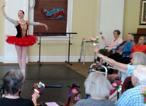 inspirational ballet and dance, Ballet Mobile, Inc  Columbia, MD